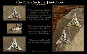 Gealach na Faolchon by Illahie