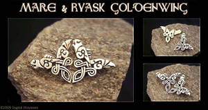 Mare - Ryask Goldenwing by Illahie