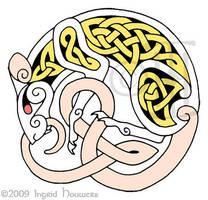 Celtic Rat by Illahie