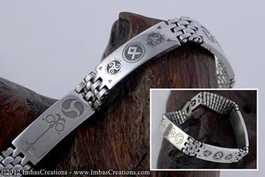 Devlin Bracelet by Illahie