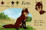 Keno Ref Sheet by X-Ray-Dog