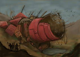 Wreckage by dontforgettheeye