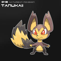 042: Tanukid by SteveO126