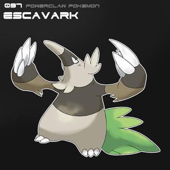 097: Escavark by SteveO126