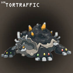 108: Tortraffic by SteveO126