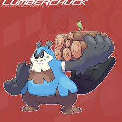 071 Lumberchuck by SteveO126
