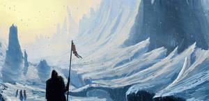 Winter Journey by CadeBennett
