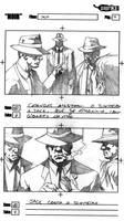 Storyboard - NOIR 7 by vitorgorino