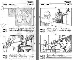 Storyboards - NOIR 1 by vitorgorino