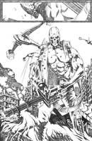 Terminator page 4 - Tryout by vitorgorino