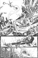 Terminator page 1 - Tryout by vitorgorino