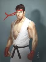 Ryu by vitorgorino