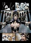 Sci-fi comic page 3 - colors by vitorgorino