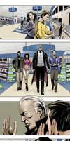 web comic color by vitorgorino