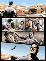 The Hunt  color by vitorgorino
