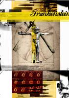 Frankenstein's Frankenstein. by vitorgorino
