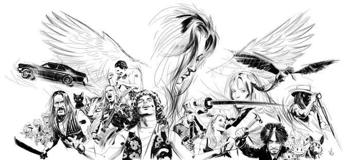 Sound and Fury by vitorgorino