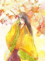 Wakamurasaki by kinukon