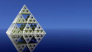 Sierpinski's Calm by Kit-Elliott