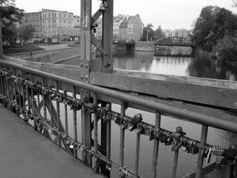 bridge of love by morie66