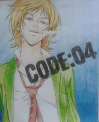 Fujiwara Toki (Code breaker) by Ethel106
