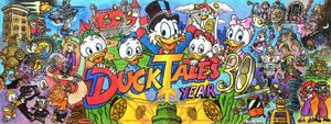 DuckTales 30th Anniversary by kenisu3000