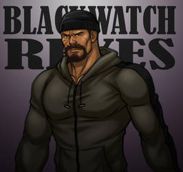 Blackwatch Reyes by Stomkr