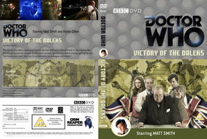 Victory Of The Daleks by BrotherTutBar
