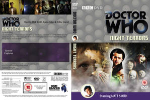 Doctor Who Night Terrors cover by BrotherTutBar
