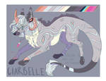 Ciarbelle ref by Arthatter