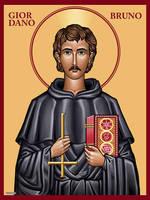 Giordano Bruno by TestingPointDesign