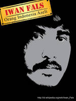 Iwan Fals, Indonesian Singer by astayoga