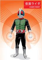 Kamen Rider 01 by astayoga