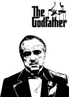 The Godfather 01 by astayoga