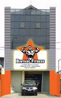 Signage Bintang Fitness Center by astayoga