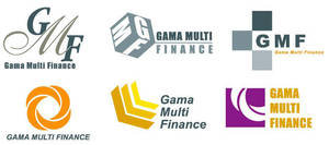 Gama Multi Finance Logo by astayoga