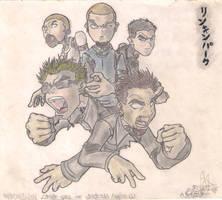 Linkin Park1 by puguhshinoda