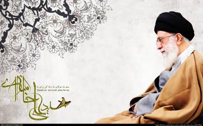 Seyed Ali Khamenei by Ranginkaman