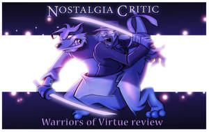 NC- Warriors of Virtue review by MaroBot