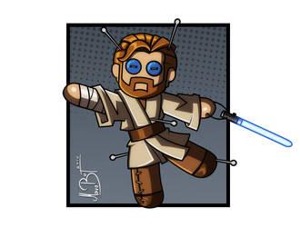 Obi Wan Dollface by MaroBot