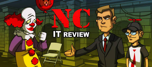 IT - review by MaroBot