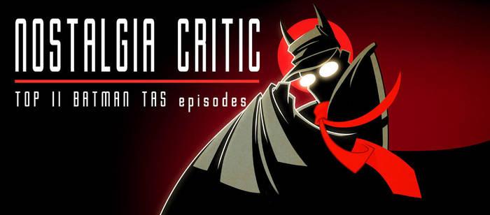 NC - Top 11 Batman TAS ep by MaroBot