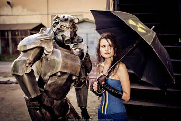 Fallout cosplay by CharlieHotshot
