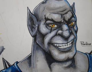 Panthro by Foolhed