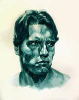 Schwarzenegger by Trunnec