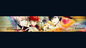 Mystic Messenger (Free Youtube Banner) by iEmelien