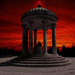 The Forbidden Sanctum by daemon346