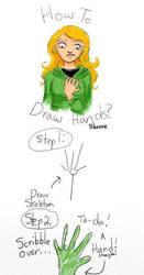 Drawing Tutorial by Shrone