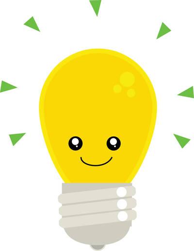 cute light bulb by demonmonkey666 on deviantart