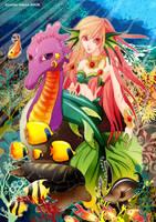 Sea Fairy by Vinca
